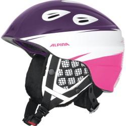 ALPINA CASCO GRAP 2.0 JUNIOR - violet-pink