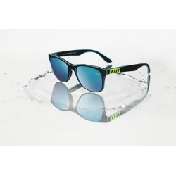 new ETIE' SUGLASSES AGED EFFECT BLACK/BLUE