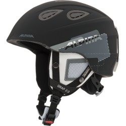 ALPINA CASCO GRAP 2.0 - black-grey matt