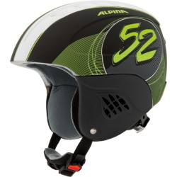 ALPINA CASCO CARAT L.E. JUNIOR - black  52 matt