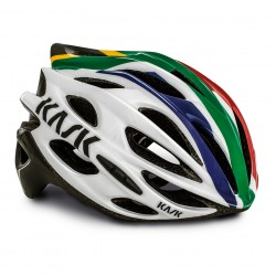 CASCO BICI KASK MOJITO - SUD AFRICA FLAG