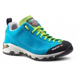 SCARPA BRESSAN MANTRA - TURQUOISE/LIME