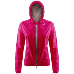 K-WAY JACQUES PLUS - Magenta - ADULTO E BIMBA