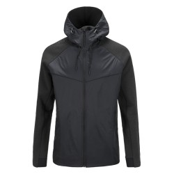 PEAK PERFORMANCE FELPA UOMO TECH STORM - DK GREY MEL