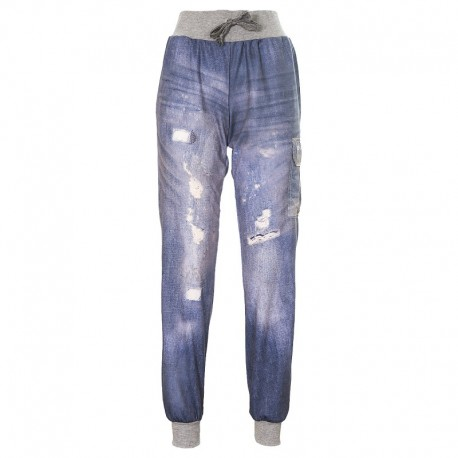 ENERGIA PURA PANTALONE FORSBY - EFFETTO JEANS