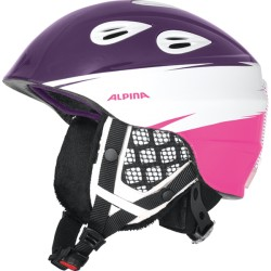 ALPINA CASCO GRAP 2.0 JUNIOR - violet-pink
