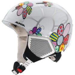 ALPINA CASCO CARAT LX JUNIOR - patchwork-flower