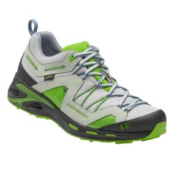 GARMONT 9.81 TRAIL PRO III GTX - light grey/green