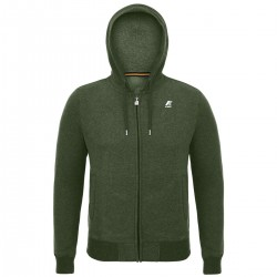 K-WAY RAINER FLEECE - Green