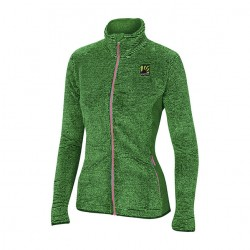 KARPOS VERTICE FLEECE WOMAN - VERDE SCURO