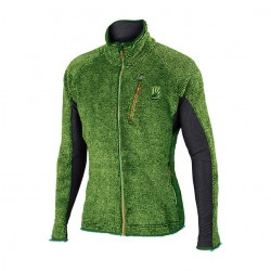 KARPOS VERTICE FLEECE MAN - VERDE