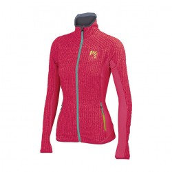 KARPOS ROCCHETTA FLEECE WOMAN - FUXIA