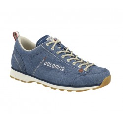 DOLOMITE 54 LH CANVAS W's - Denim Blue/Canapa Beige