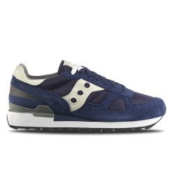 SAUCONY ORIGINALS - SHADOW O - Blu/Grigio