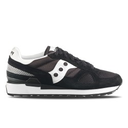 SAUCONY ORIGINALS - SHADOW O - Nero