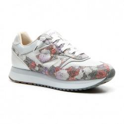 LOTTO SLICE FLOWERS W Flowers-Bianco