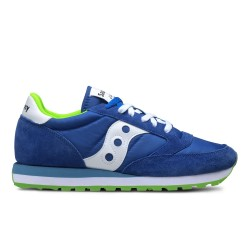 SAUCONY ORIGINALS - JAZZ O - Blu/Lime