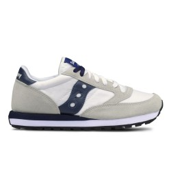 SAUCONY ORIGINALS - JAZZ O - Bianco/Blu