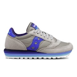SAUCONY ORIGINALS - JAZZ O W RAINBOW - Grigio/Blu