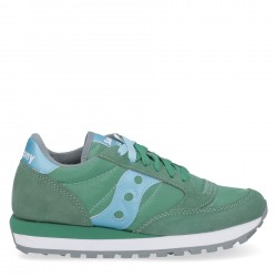 SAUCONY ORIGINALS - JAZZ O W - Green/Blue