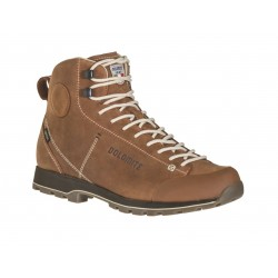 DOLOMITE 54 HIGH FG GTX - Ochre/Red