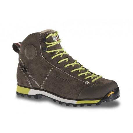DOLOMITE 54 HIKE GTX - Mud/Green