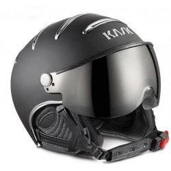KASK CASCO CHROME Black/Silver