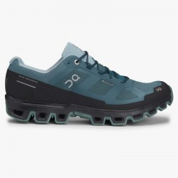 ON Cloudventure Waterproof M - Storm/Cobble