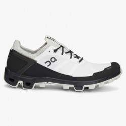 ON Cloudventure Peak - White/Black