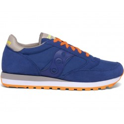 SAUCONY ORIGINALS - JAZZ O M - Blue/Orange