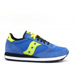 SAUCONY ORIGINALS - JAZZ O M - Blue/Yellow