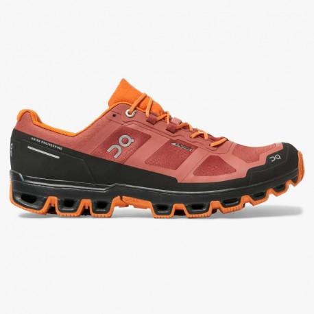 ON Cloudventure Waterproof M - Rust/Orange