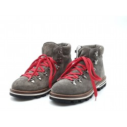 "HANDCRAFTER BOOT - ALPEM ""CORTINA"" - Grey"