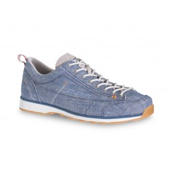 DOLOMITE 54 LH CANVAS - Denim Blue/Canapa Beige
