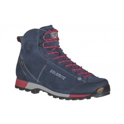 DOLOMITE 54 HIKE GTX - Blue/Red