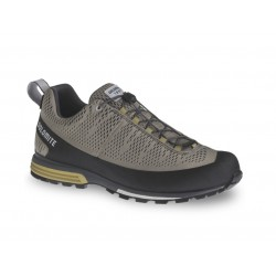 DOLOMITE DIAGONAL AIR GTX - Mud Grey/Mursh Green